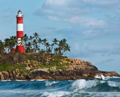 honeymoon tour packages kerala beach
