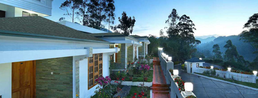 munnar honeymoon hotels