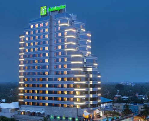 honeymoon holiday-inn-cochin