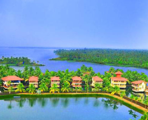honeymoon kalathil-lake-resort-kumarakom