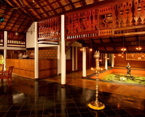 honeymoon in punnamada-resort-alleppey