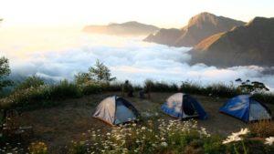 kerala camping